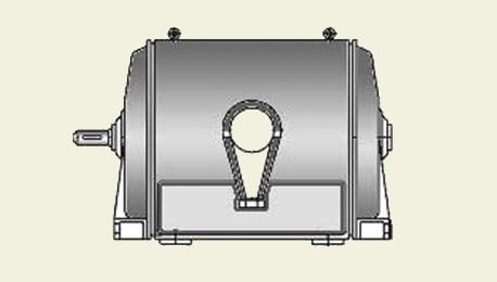 Электродвигатель АЗД (250 кВт)