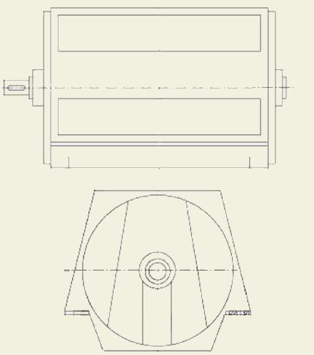 Электродвигатель ДАЗ и ДАЗ-М (1250-2500 кВт)